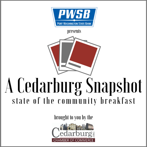 A Cedarburg Snapshot presented by Port Washington State Bank