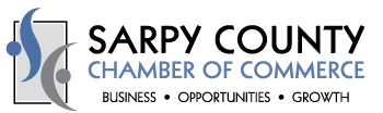 The Sarpy County Chamber of Commerce Logo