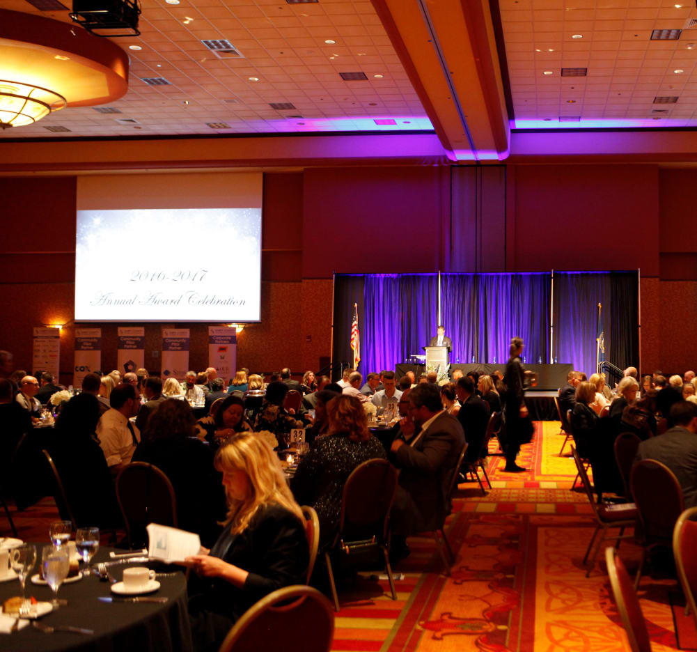 Sarpy Chamber Presents Annual Awards