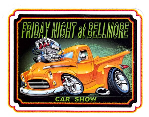 Friday Night Car Show - Chamber of Commerce of the Bellmores, NY