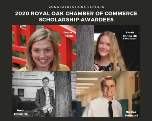 2020 Awardees