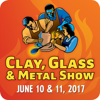 23rd Annual Clay, Glass and Metal Show