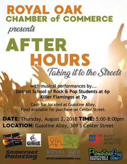 August After Hours
