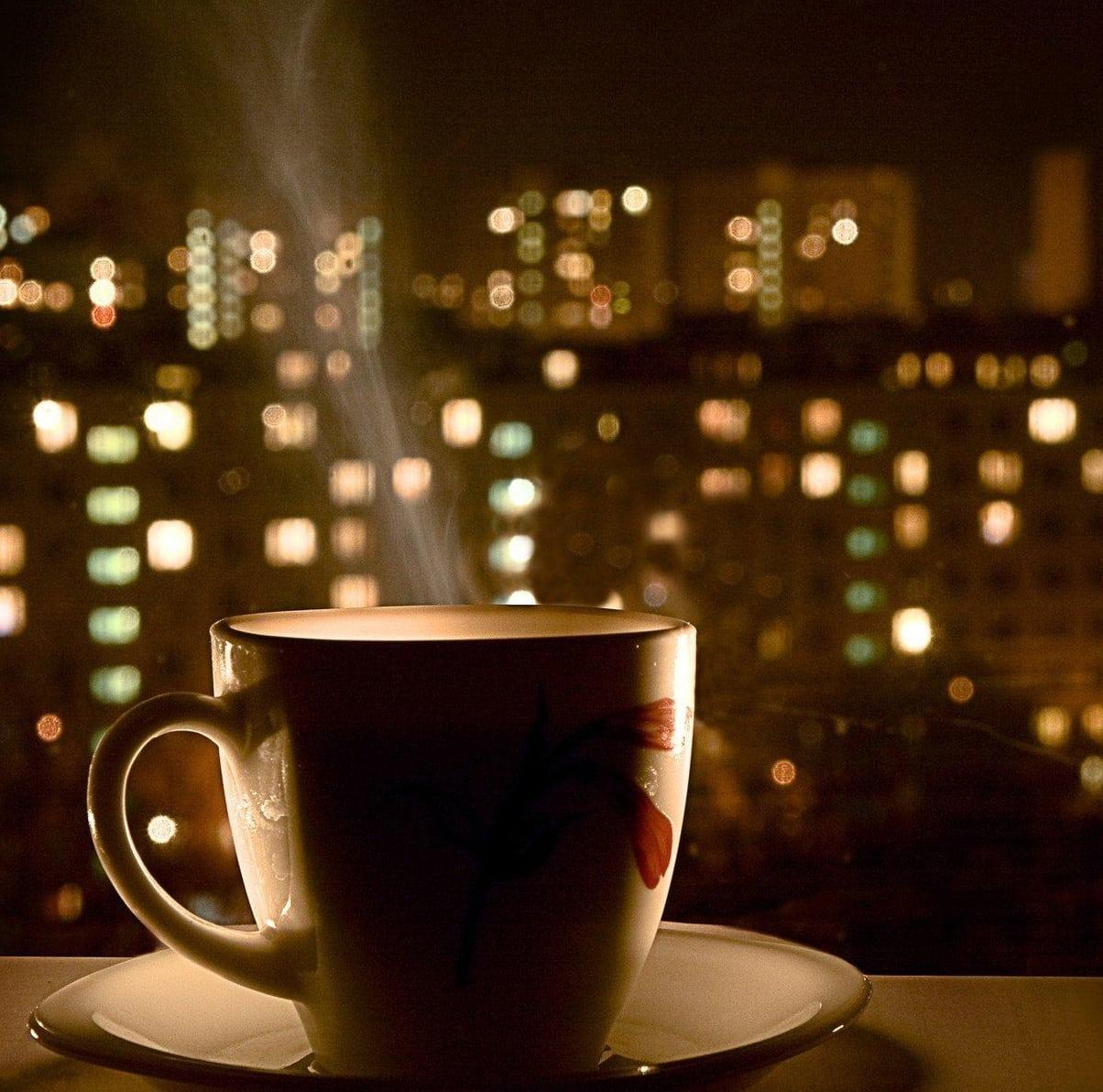 January EVENING Coffee