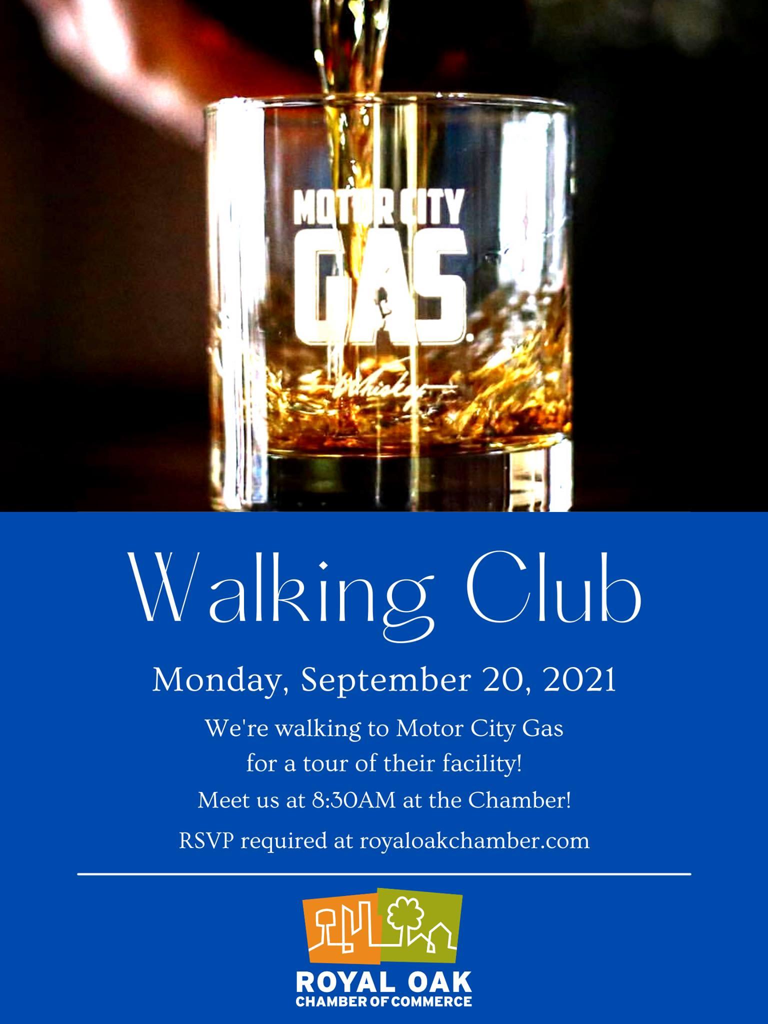September Walking Club