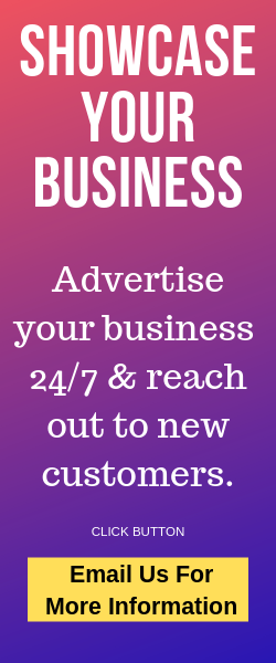 ADVERTISE HERE ON OUR WEBSIT AND SHOWCASE YOUR BUSINESS