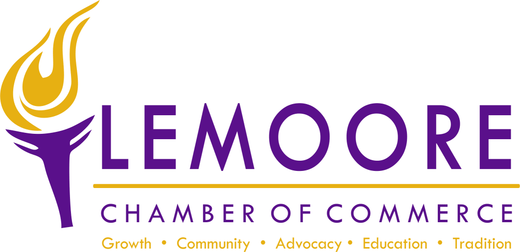 The Lemoore Chamber of Commercer Logo