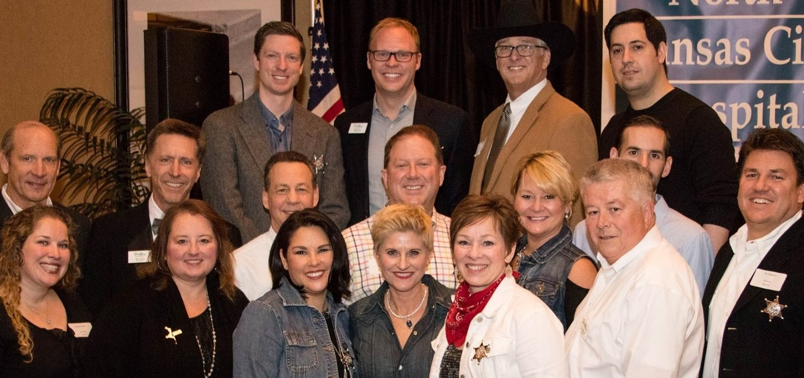 2017 Parkville Area Chamber Board of Directors