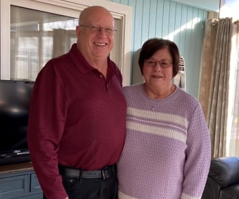 Jerry and Sharon Marsh 2020 Livonia First Citizen Honorees