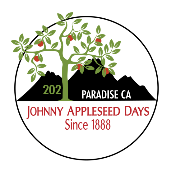 Johnny Appleseed Days Paradise California