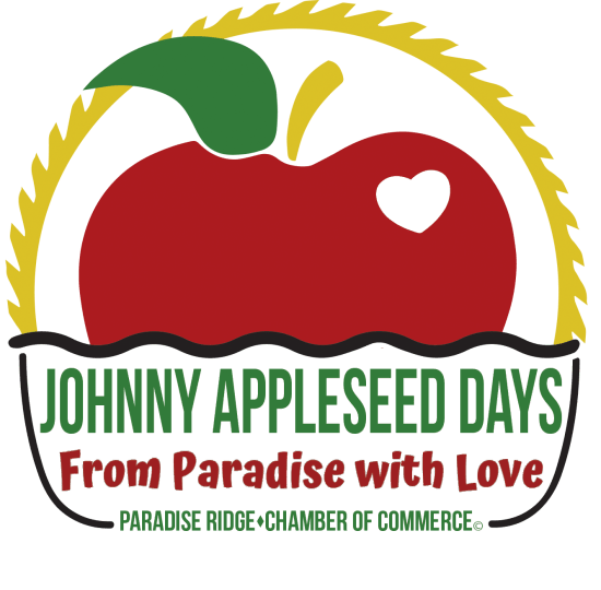 Johnny Appleseed Days Paradise California