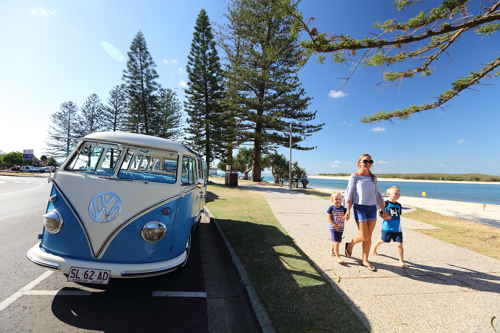 Bulcock Beach Kombi Lifestyle Caloundra