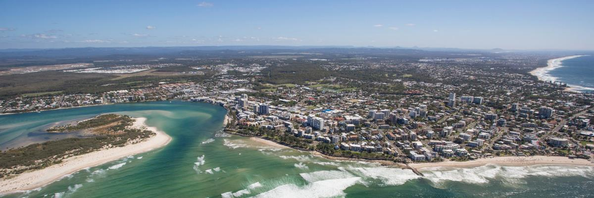 downtown caloundra sunshine coast