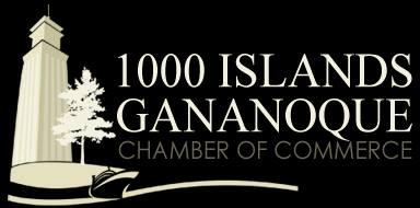 1000 Islands Gananoque Chamber of Commerce Logo