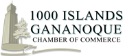 1000 Islands Gananoque Chamber of Commerce Logo