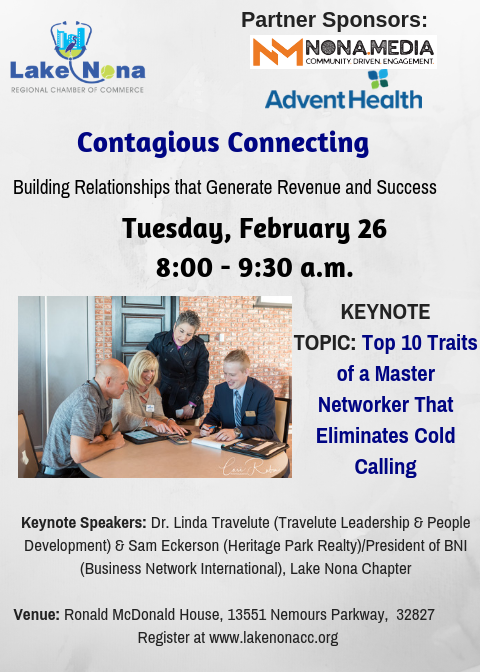 February Contagious Connecting