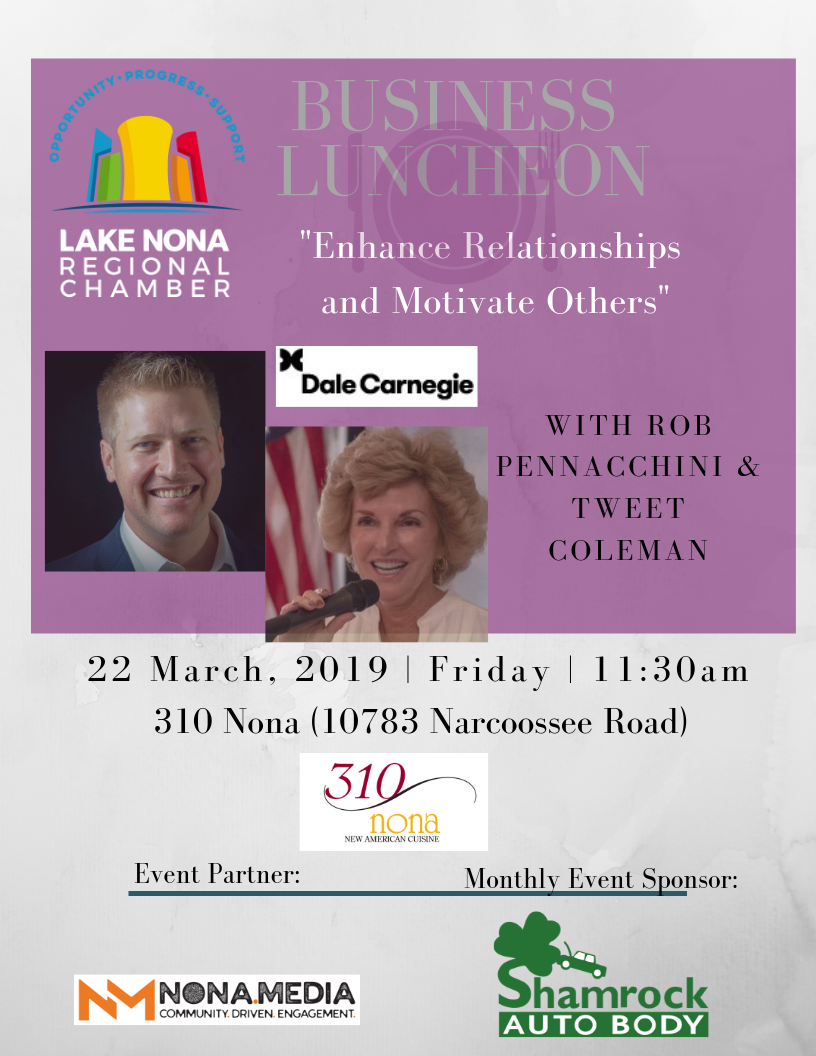 March Business-Luncheon