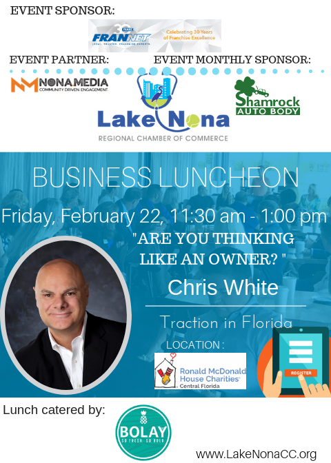 February Business Luncheon