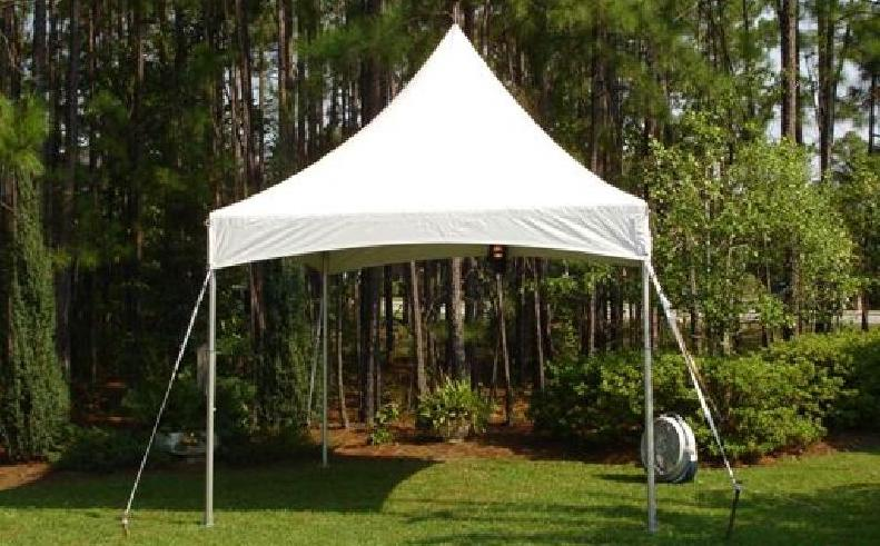 Premium Booths - individual 10'x10' tents