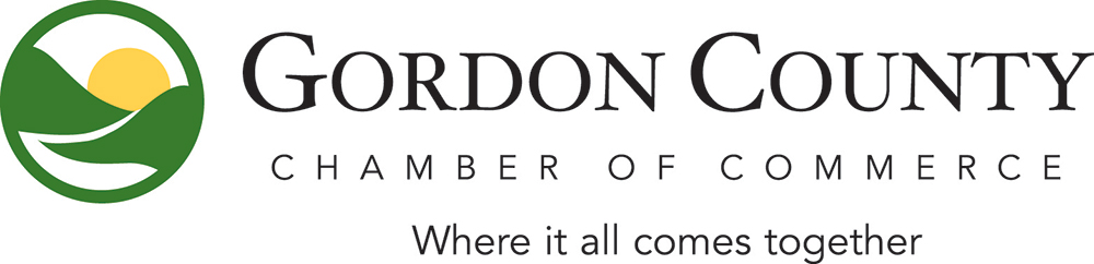 Gordon County Chamber of Commerce logo