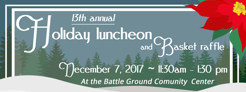 Holiday Luncheon and Basket Raffle