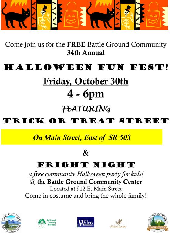 Medium 2015 Halloween Flyer