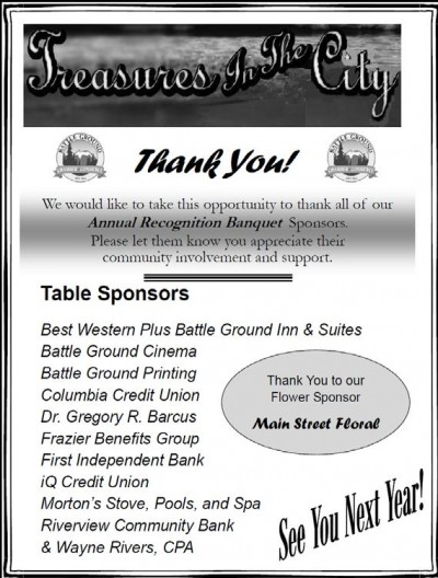 ThankYou Rec Banquet 2012
