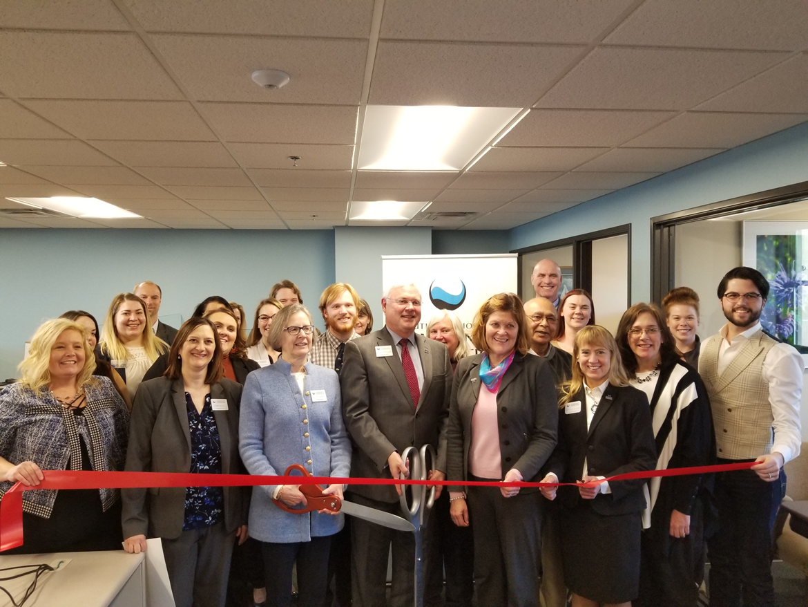Ribbon Cutting for the Duluth-Superior Area Community Foundation