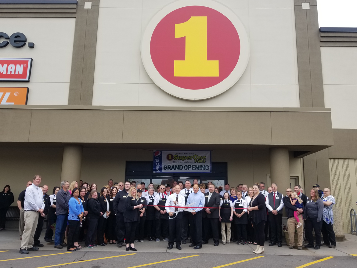 Super One Foods Grand Re-Opening