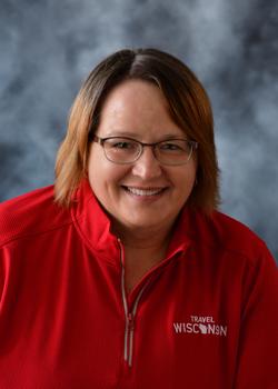 Annette Farmakes, Welcome Center Staff