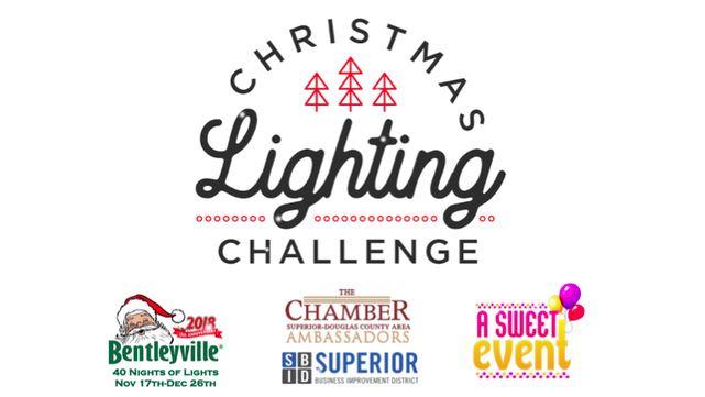 Christmas Lighting Challenge