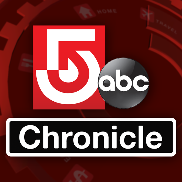 "Channel 5's ""Chronicle"" logo"