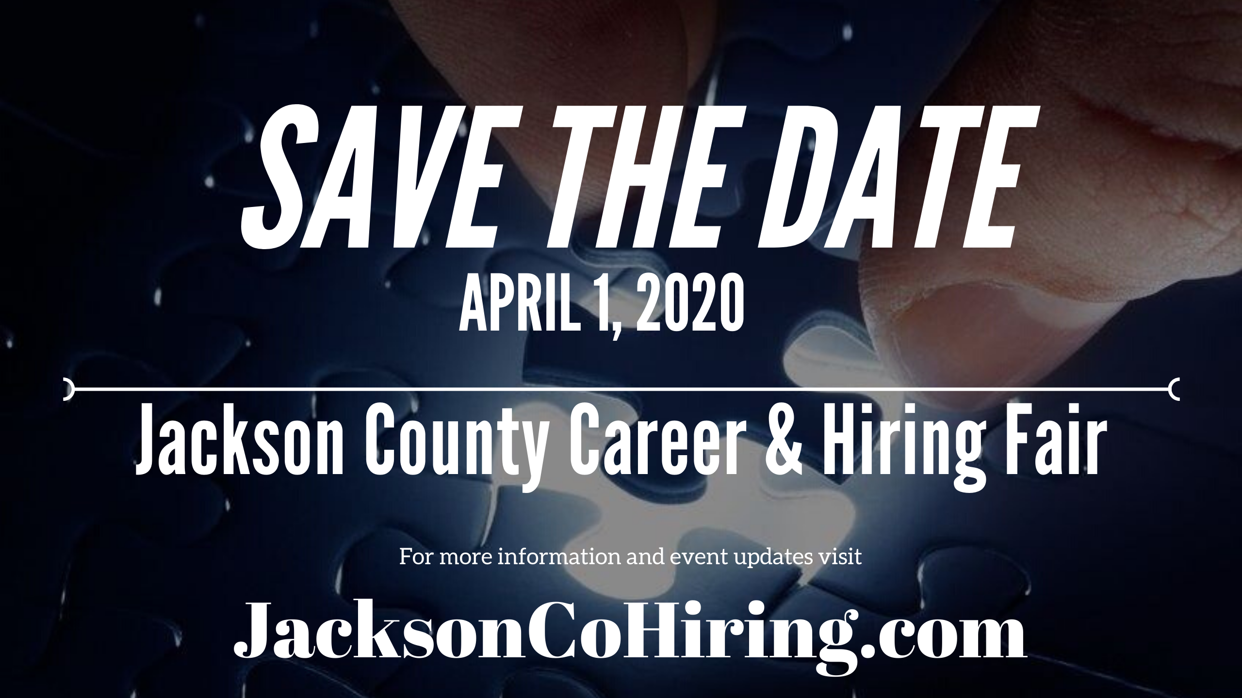Jackson Fair 2020.2020 Jackson County Career Hiring Fair Find Your Fit