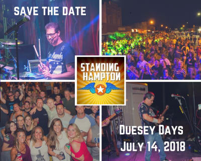Save the Date DueseyDays2017
