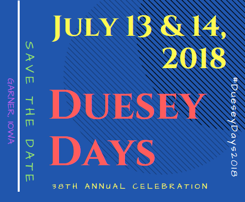 2018 Duesey Days Celebration