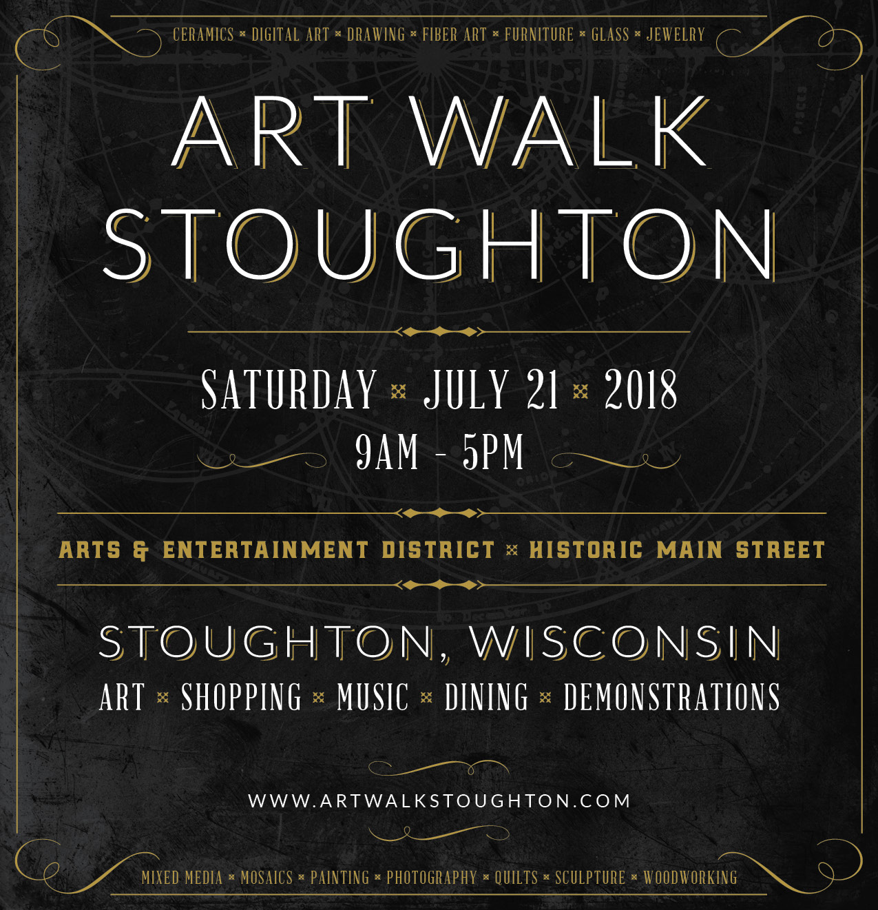 Art Walk Stoughton 2018