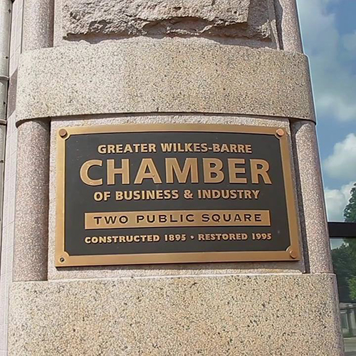 Greater Wilkes-Barre Chamber Building