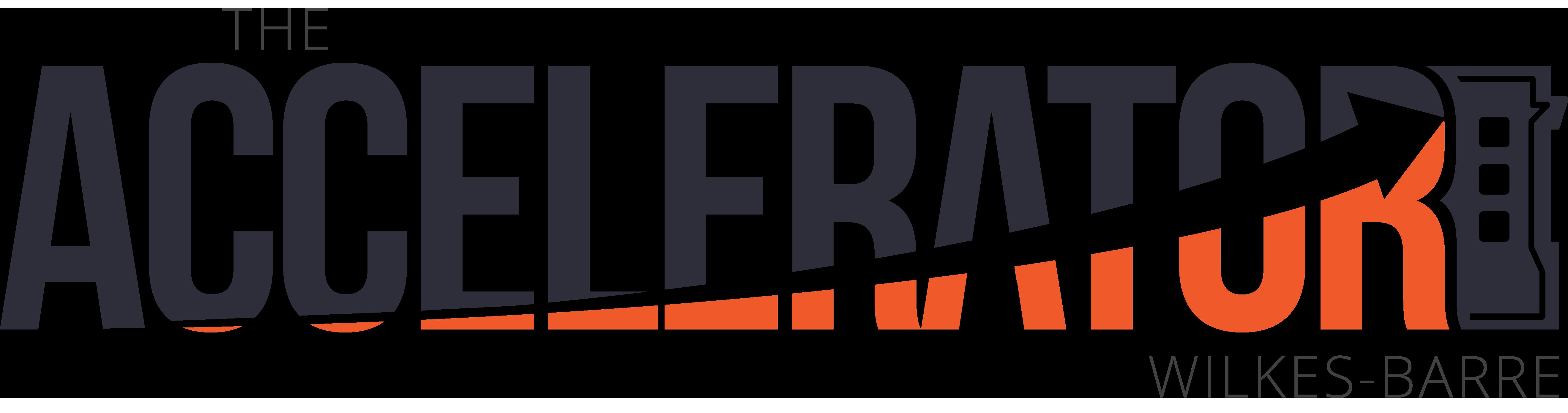 The Accelerator Wilkes-Barre Logo