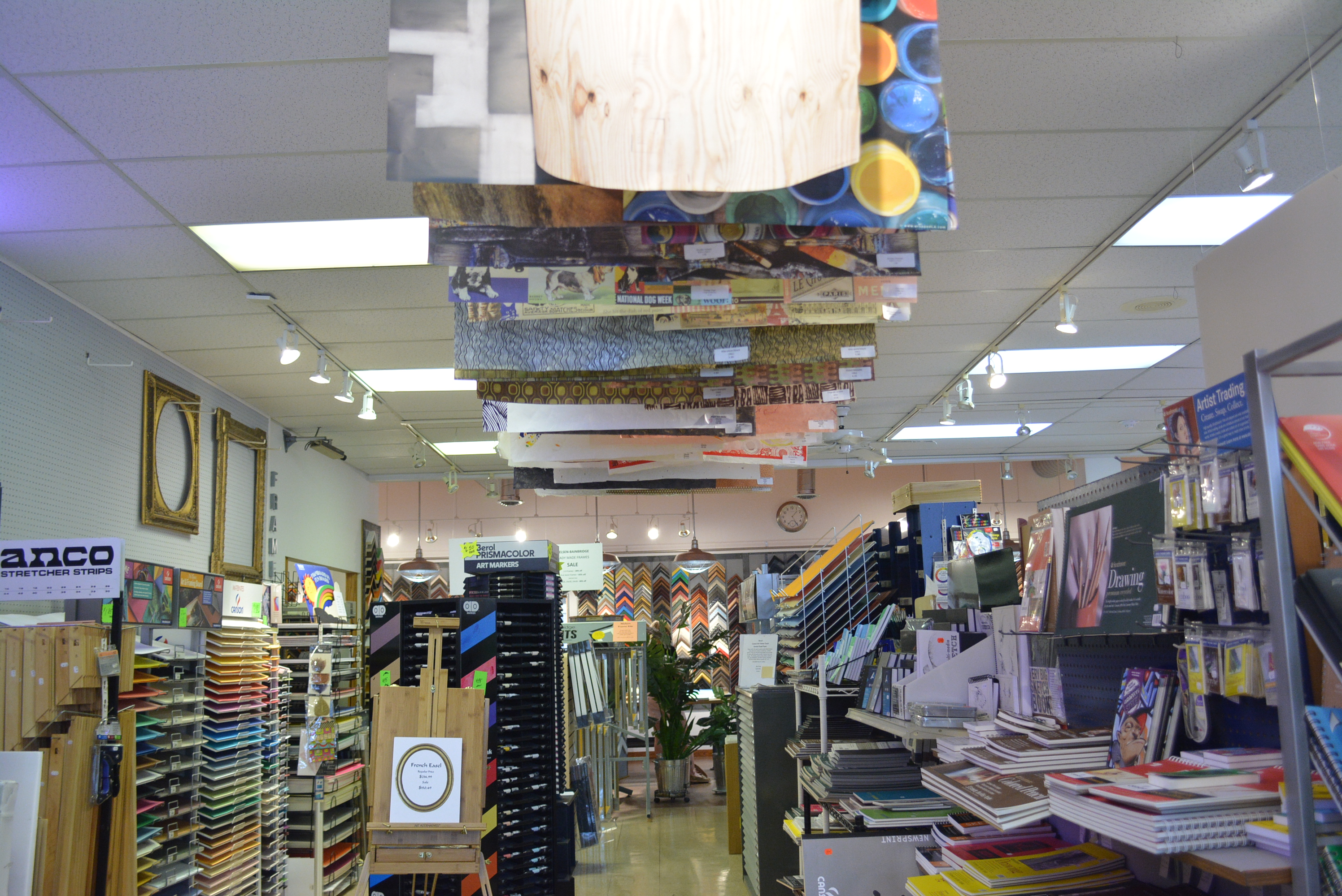 what began as a picture framing hobby in a basement in dallas pa has since grown to become a creative hub of the downtown wilkes barre arts district - Downtown Framing Outlet