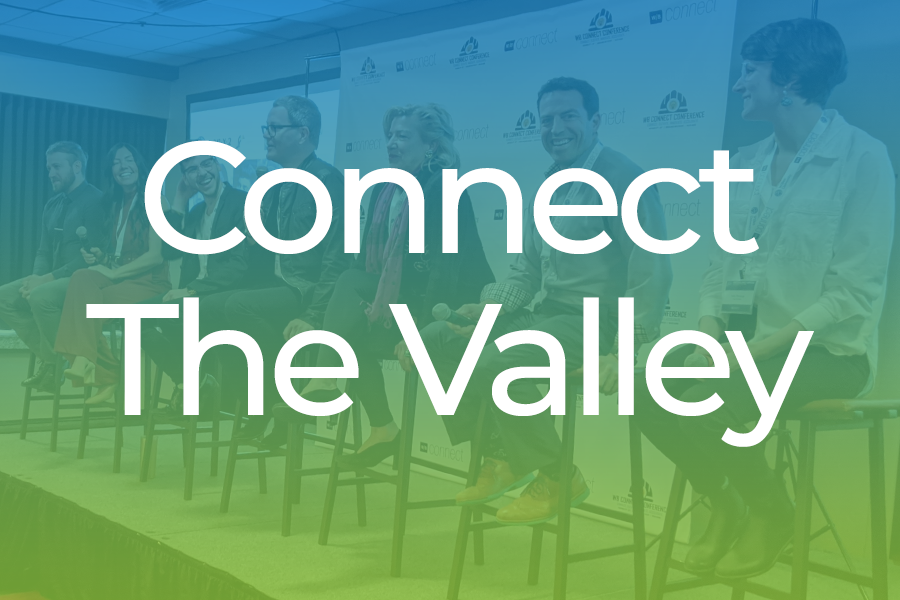 Connect the Valley Icon