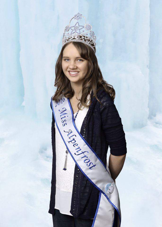 2016 Miss Alpenfrost