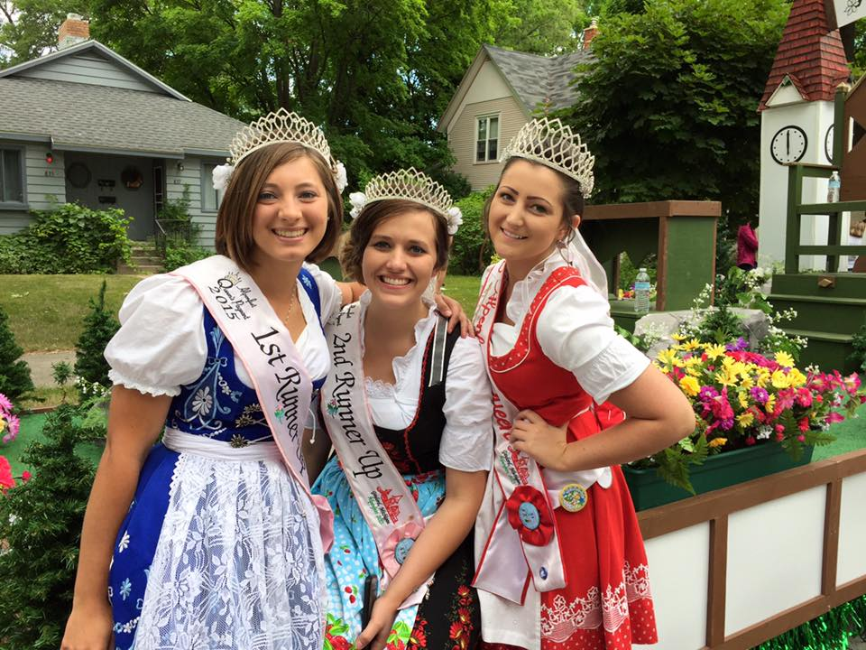 Alpenfest Queen