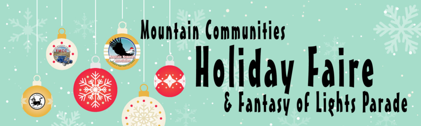 Mountain Communities Holiday Faire 2018 in Frazier Park