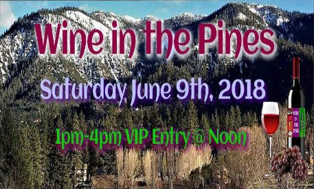 Wine in the Pines