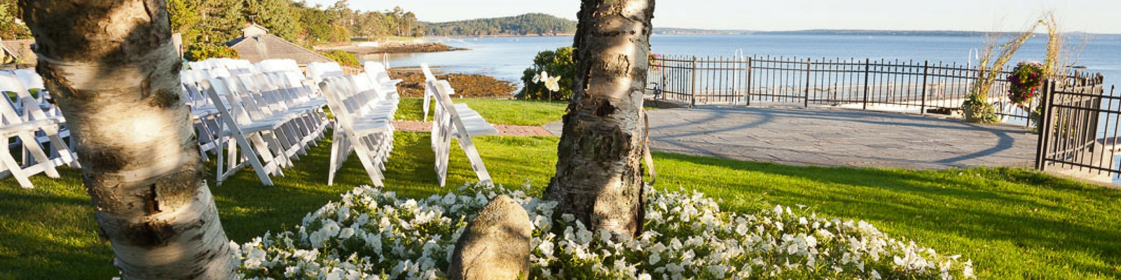 Meetings and weddings Acadia National Park Bar Harbor Maine
