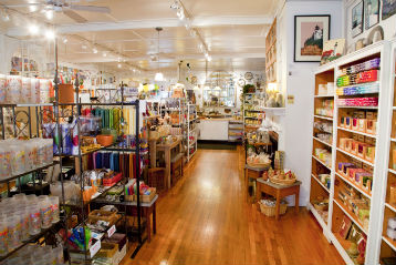 Locally owned shops in Bar Harbor Maine