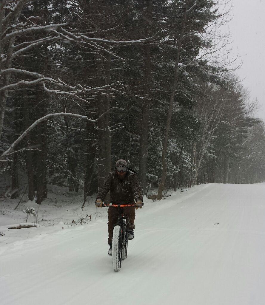 Bar Harbor Maine Acadia National Park things to do in winter