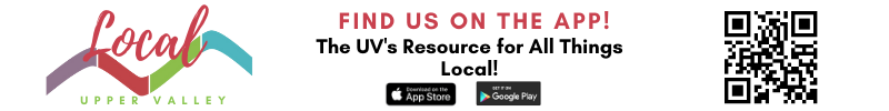Find Us On The Local Upper Valley App