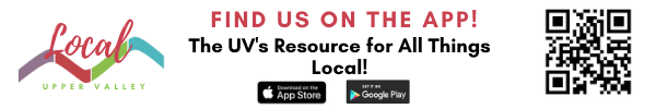Find Us On The Local Upper Valley App http://onelink.to/localuv