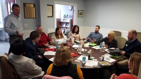 annual meeting, Biddeford Saco Chamber, Maine state economist Amanda Rector
